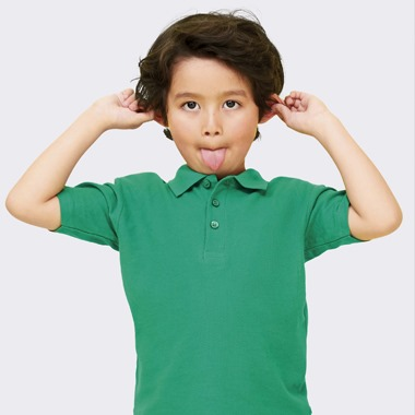 Kid's Polo Shirts