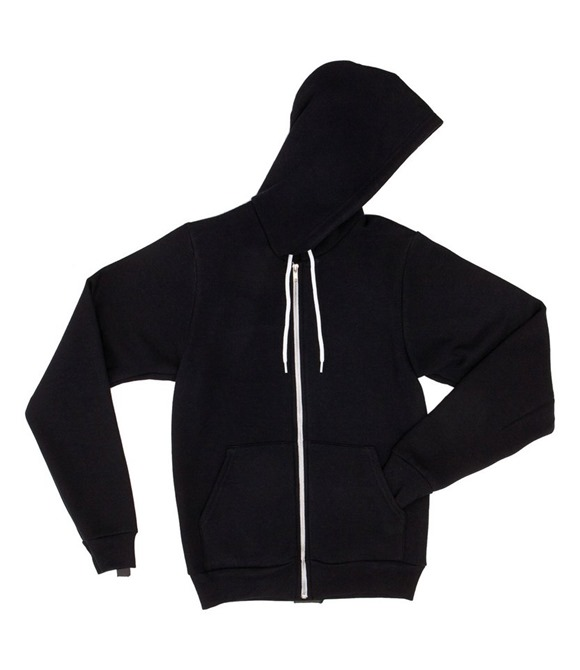 American Apparel® Flex fleece zip hoodie