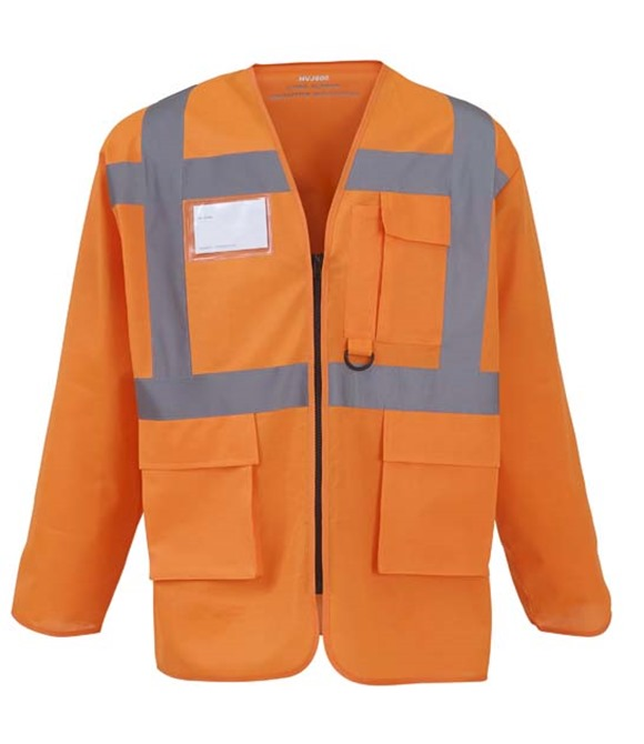 Prortx High Visibility Executive Waistcoat