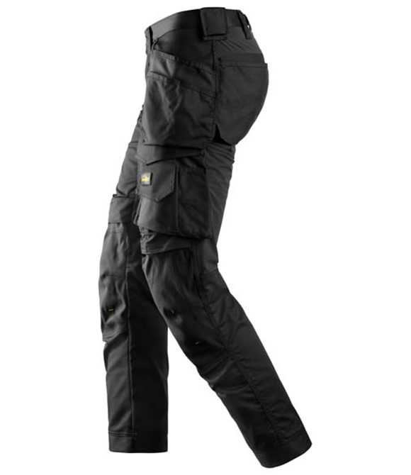 Snickers AllroundWork stretch trousers holster pockets