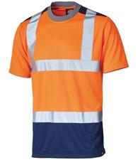 Dickies High-vis two-tone t-shirt (SA22081)