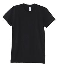 American Apparel® Women's fine Jersey short sleeve tee
