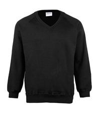 Maddins Kids Coloursure™ v-neck sweatshirt