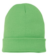 Nutshell Knitted turn-up beanie