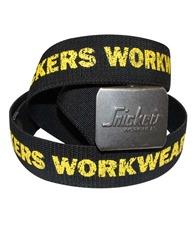 Snickers Logo belt
