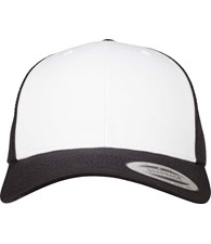 Flexfit by Yupoong Retro trucker coloured front (6606CF)