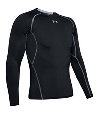 Under Armour HeatGear® Armour long sleeve compression shirt