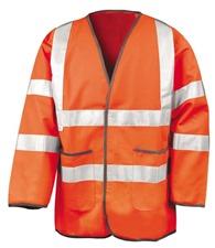Result Safeguard Motorway safety jacket