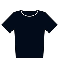 American Apparel® Youth fine Jersey short-sleeve t-shirt
