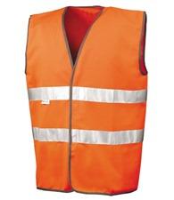 Result Safeguard Motorist safety vest
