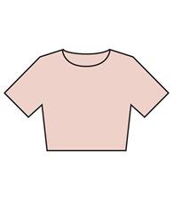 American Apparel® Women's triblend scrimmage t-shirt