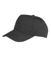 Result Headwear Boston junior 65/35 polycotton cap