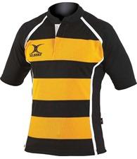 Gilbert Rugby Kids Xact match shirt