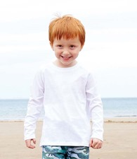 Mantis Mini Long Sleeve Raglan T-Shirt