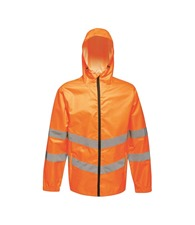 Regatta High Visibility High-vis pro pack-away jacket