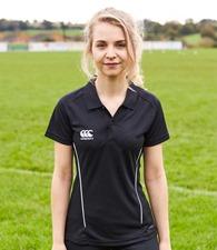 Canterbury Ladies Team Dry Polo Shirt