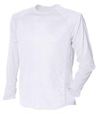 Tombo Teamsport long sleeve Aridus-Dri® running t-shirt
