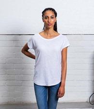 Mantis Ladies Organic Loose Fit Slub T-Shirt