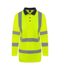 ProRTX High Visibility High visibility long sleeve polo