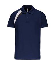 Kariban Proact Short sleeve polo shirt