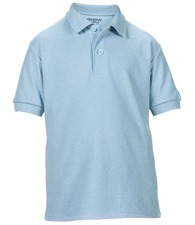 Gildan DryBlend® youth double piqué sports shirt