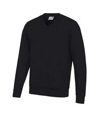 AWDis Academy Academy v-neck sweatshirt