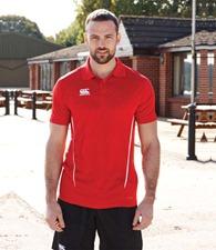 Canterbury Team Dry Polo Shirt