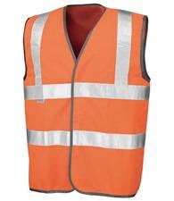 Result Safeguard Safety high-viz vest