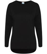 Comfy Co Gals oversized sweatshirt