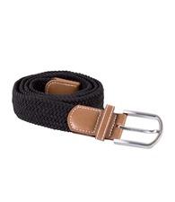 K-UP Braided Elasticated Belt