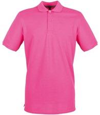 Henbury Micro-fine piqué polo shirt