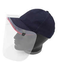 AXQ Shakoshield cap visor (pack of 10)