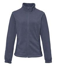 2786 Women's full-zip fleece