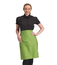 Dennys Polyester Waist Apron with Pocket