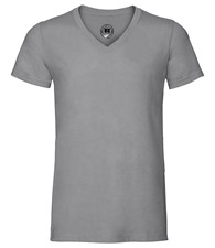 Russell V-neck HD T