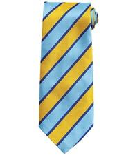 Premier Tie - wide stripes