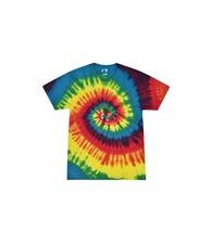 Colortone Kids tie-dye T
