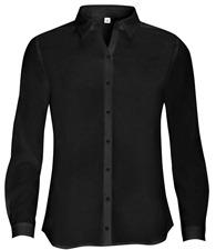 XS-6XL Premier Womens Long Sleeve Pilot Shirt