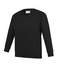 AWDis Academy Kids Academy raglan sweatshirt