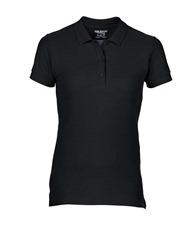 Gildan Women's Premium Cotton® double piqué sport shirt
