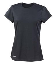 Women's Spiro quick-dry short sleeve t-shirt