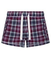 Comfy Co Gals flannel shorts