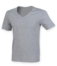 SF Wide v-neck t-shirt