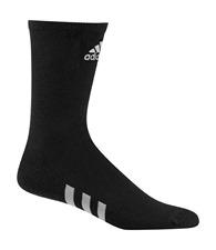 adidas 3-pack gold crew socks
