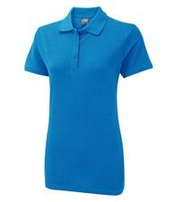 Uneek 180GSM Ladies Polo Shirt