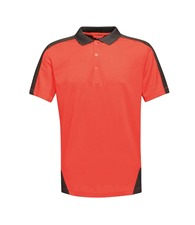 Regatta Contrast Collection Contrast wicking polo