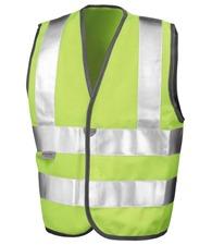 Result Safeguard Junior safety high-viz vest