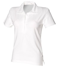 Front Row Women's short sleeve 'stretch' rugby shirt