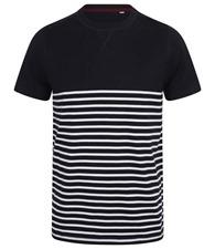 Front Row Short-sleeved Breton T